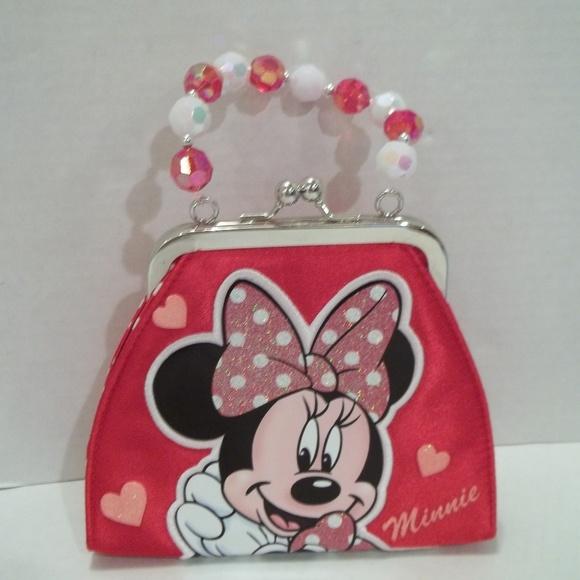 Disney Other - Minnie Mouse Disney Purse Bag